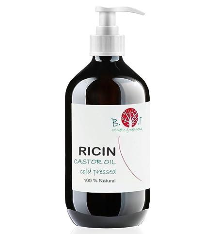 Aceite de Ricino Prensado en Frío 100% Natural Hidratante Uñas ...