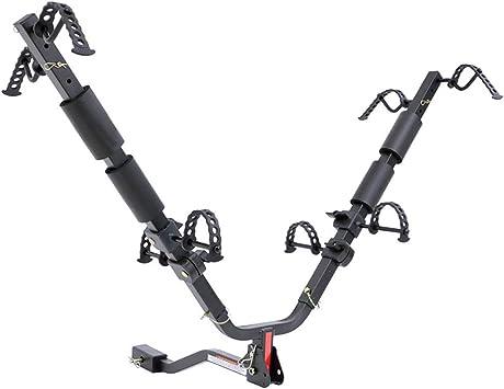 XINGXINGNS Portabicicletas para 2 Bicicletas, Portabicicletas ...