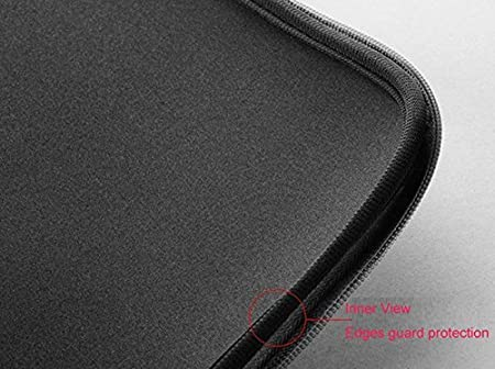 Reteone Laptop Sleeve Bag Cool Sunrise Surfer Model Cover Computer Liner Package Protective Case Waterproof Computer Portable Bags