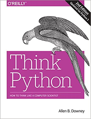 think python pdf free download