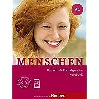 Menschen A1: Deutsch als Fremdsprache / Kursbuch mit DVD-ROM
