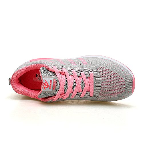 Sneakers Walking Sports EnllerviiD Max Mesh Air Women Grey 627 Running Shoes Fashion 4qqwz8T6gW