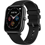 COLMI Smart Watch Full Screen Touch Bluetooth Sumergible Negro P8