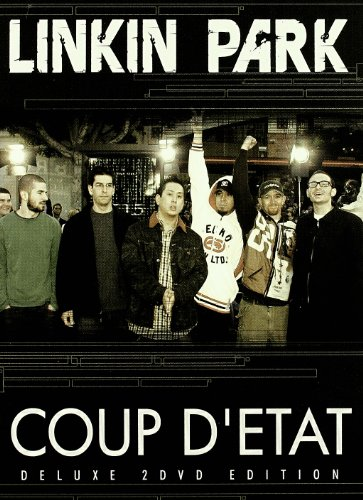 Linkin Park: Coup d'Etat Unauthorized - Edge Parka