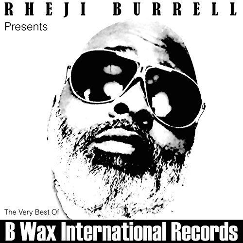 Wax International - The Very Best of B Wax International Records