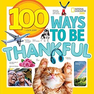 Book Cover: 100 Ways to Be Thankful
