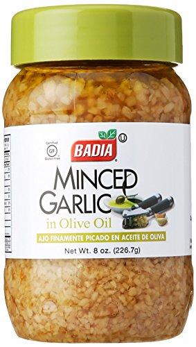 Image of Badia Minced Garlic, 8 oz