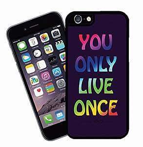 YOLO - esta cubierta cabrá Apple Modelo iPhone 6s (no 6s plus) - Ideas para regalos de Eclipse