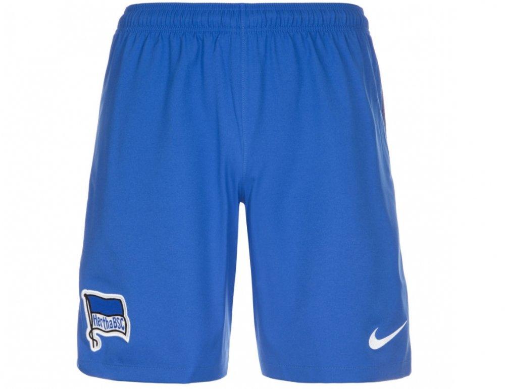 2016-2017 Hertha Berlin Nike Home Shorts (Blau)