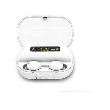 Auriculares Bluetooth 5.0 inalámbricos Verdaderos, IPX7 ...