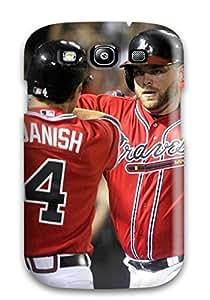 atlanta braves MLB Sports & Colleges best Samsung Galaxy S3 cases 4680216K258994229