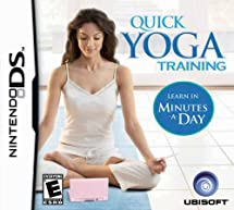 Quick Yoga Training - Nintendo DS