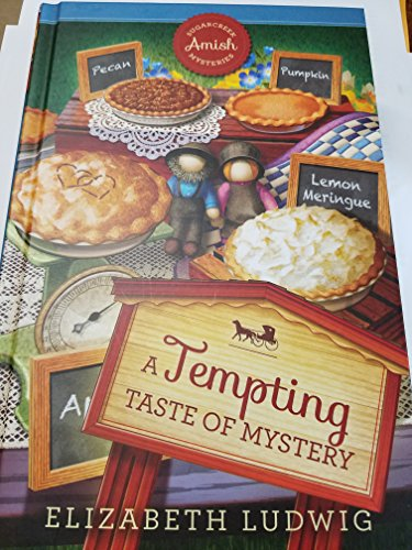 A Tempting Taste Of Mystery