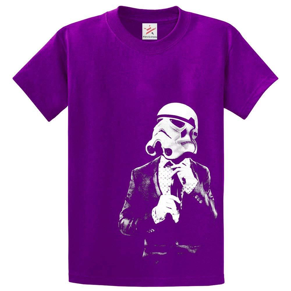 Camiseta retro de soldado imperial con traje y corbata ...