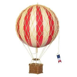 Authentic Models - Modélisme De Ballon à Air Chaud En Rouge
