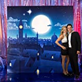 9 ft. 4 in. London Night Second Star Background