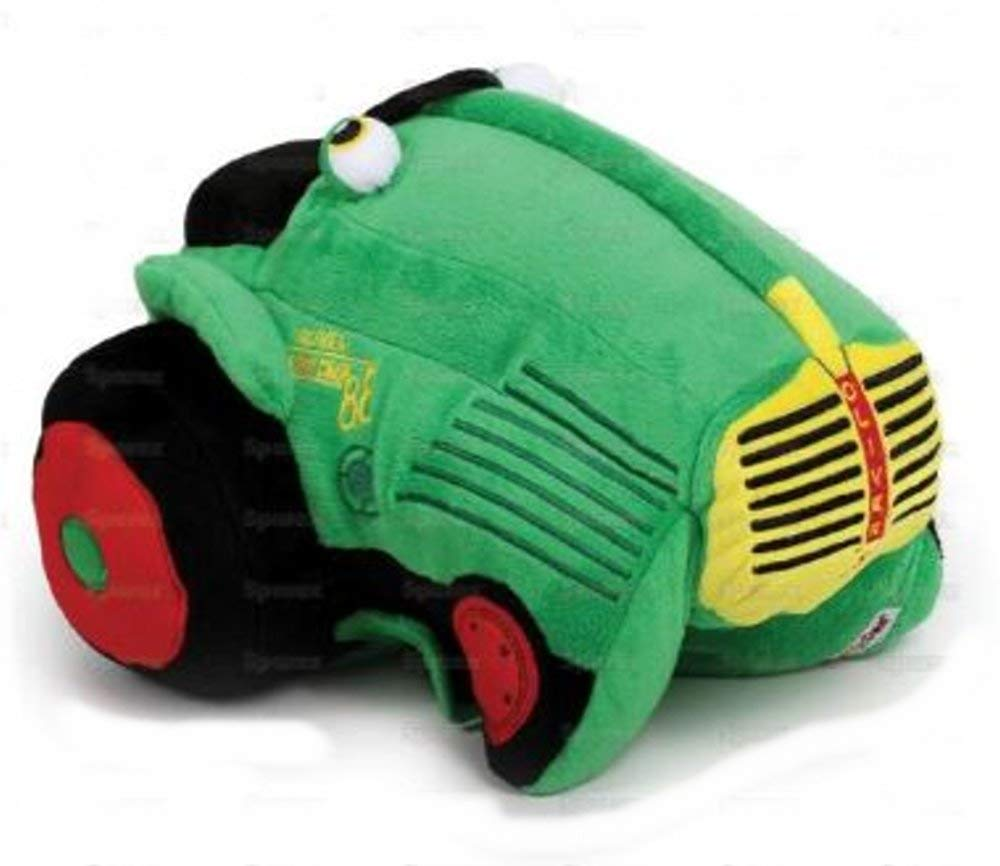 Mini Pillow Pets Green Tractor Oliver 88 Row Crop by Sparex