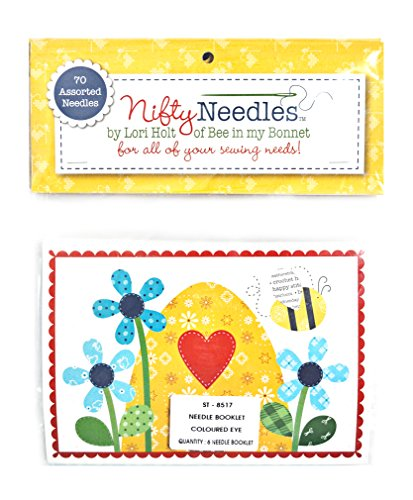 Riley Blake Designs Lori Holt Nifty Needle Assortment