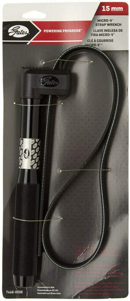 nobrandname 910131 V-Ribbed Belt Strap Pulley Wrench