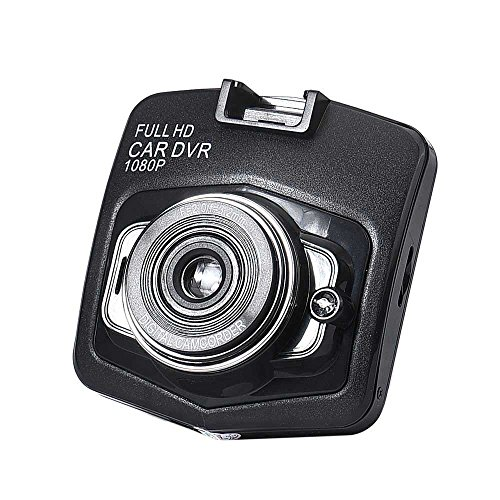 Clearance Sale!DEESEE(TM)Black New Auto Car Dash Camera with Infrared Night Vision 1080HD Camera -