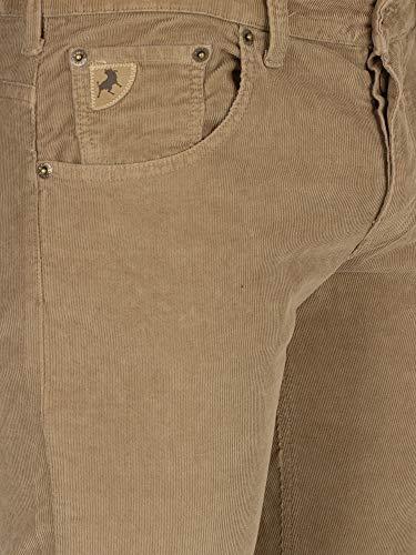 973649788a6 Lois Jeans Pantalones Sierra Pana Fina De Marrón Hombre 4RFqxw14