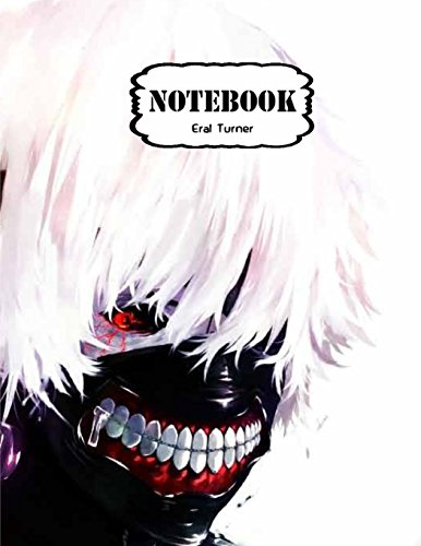 Notebook: Tokyo Ghoul 02 : Pocket Notebook Journal Diary, 120 pages, 8.5