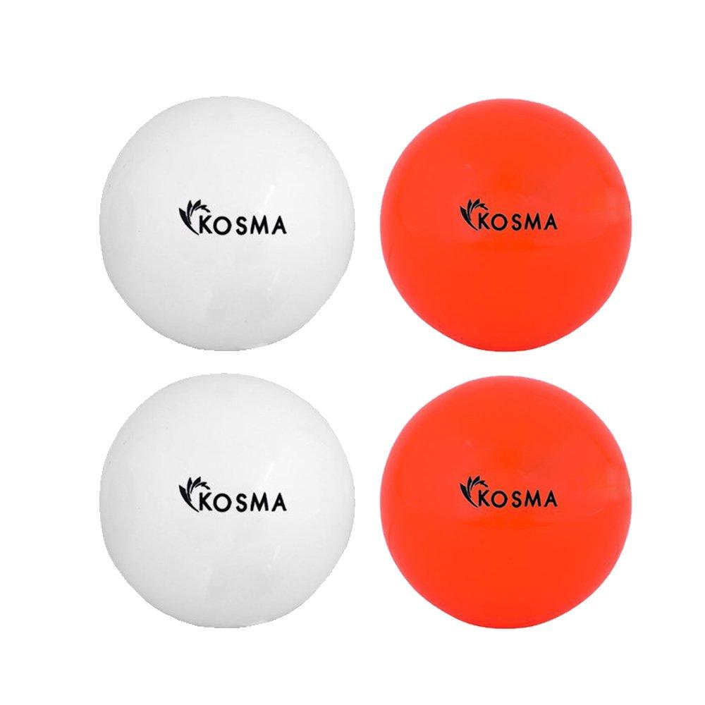 Kosma Set mit 3Hockey und Bälle | Outdoor Sport Praxis-Trainings-Ball Montstar Global