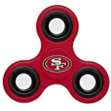 NFL San Francisco 49Ers Three Way Diztracto Spinnerz