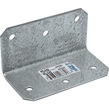 Simpson Strong Tie ML24Z ZMAX Galvanized 12-Gauge 2 in. x 4 in. Medium L-Angle 15-per box