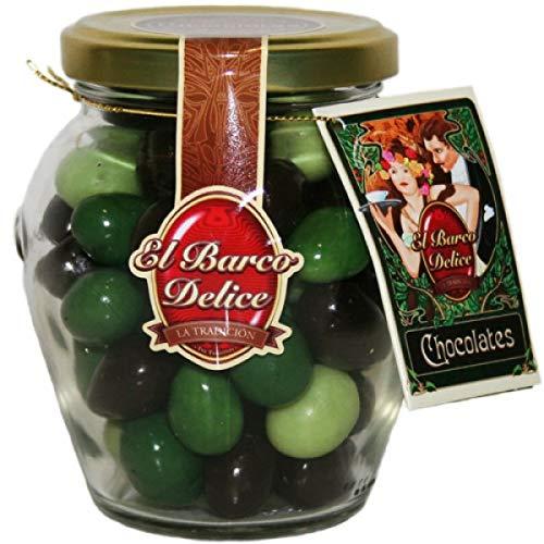 Aceitunas de Chocolate (200 g) – El Barco Delice