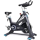 Pro Indoor Cycle Trainer LD577- Spin Bike Commerical Standard by L NOW (Black)