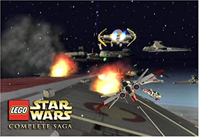 Lego Star Wars: The Complete Saga | Computers And Accessories
