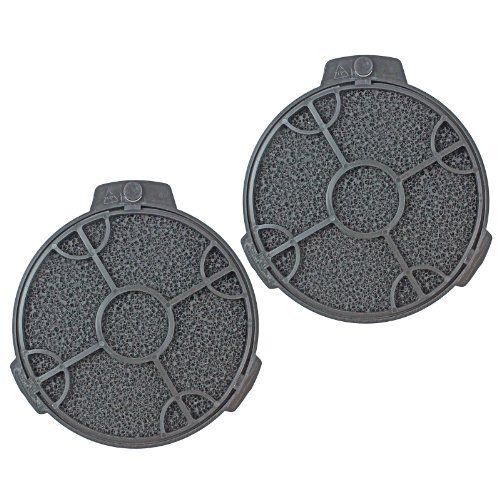 Cooker Oven Hood Recirculation Carbon Filters for CLGH90-C CGK60SS CHK60SSR1 Lazer Electrics