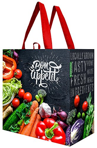 Buy reusable grocery shopping bags