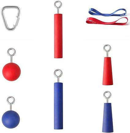SXXJ Accesorios de Cuerda Ninja Red de Escalada para niños ...