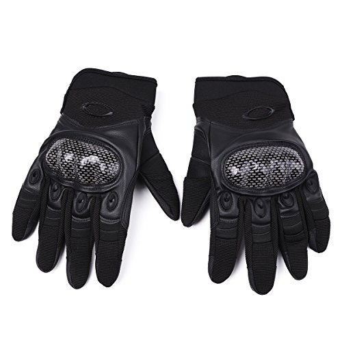 Yigou Men's Tactical MilitaryHard Knuckle Tactical Gloves Fit Gloves for Camping Cycling Motorcycle Hiking Powersports Airsoft