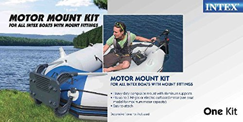 Intex Motor Mount Kit for Inflatable Boats