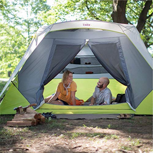 How to Set Up Instant Tent For Family