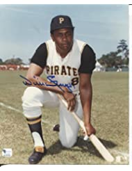 * WILLIE STARGELL * Pittsburgh Pirates signed 8x10 photo - UACC RD # 212