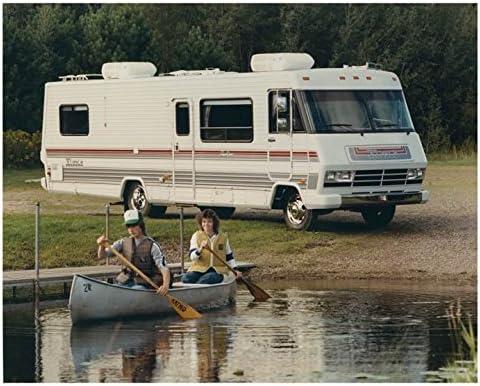 Amazon 1987 Winnebago Itasca Sunflyer Motor Home Automobile Factory Photo Entertainment Collectibles