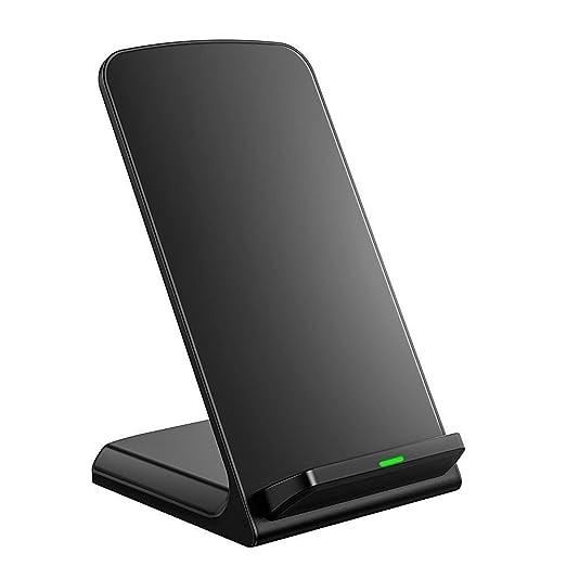 100 opinioni per Seneo wireless charger, 3-coils Qi wireless charging stand per tutti i
