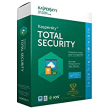 Kaspersky Total Security 2017, 1-Year Subscription, 5-Users Windows and MAC Comaptible