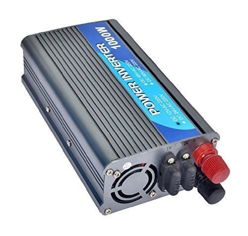 Weikin power inverter 1000 Watt DC 24 Volt to AC 220 V 230 V 240 V for home car solar power system 1000W converters inverters 24V