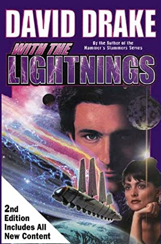 book cover of With the Lightnings