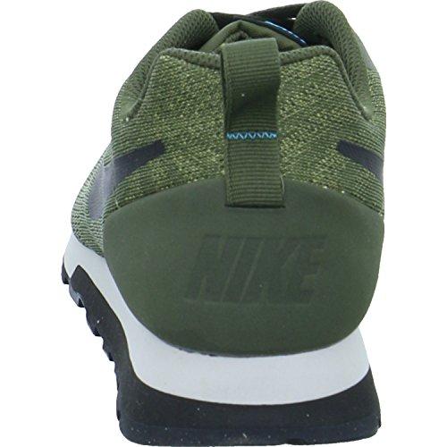 301 Eng 2 MD Herren Gymnastikschuhe Runner Grün Cargo Blue Khakiblacklt Mesh Nike Fury q7ItT