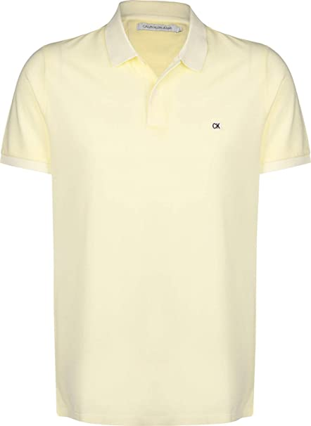 Calvin Klein Jeans GMD Pique Slim Polo: Amazon.es: Ropa y accesorios