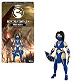 Funko Savage World: Mortal Kombat-Kitana Collectible Toy