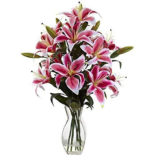 (MARJON Flowers Rubrum Lily Arrangement)