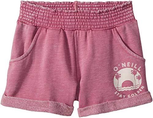 O'Neill Kids Baby Girl's Horizon Shorts (Toddler/Little Kids) Wild Flower 3T
