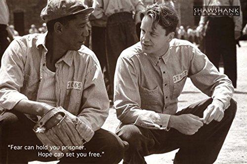 Poster Print Shawshank Redemption Movie